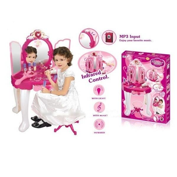 Детское трюмо для девочки 008-18