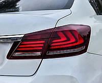 Диодные фонари LED тюнинг оптика Honda Accord 9 (2013+)