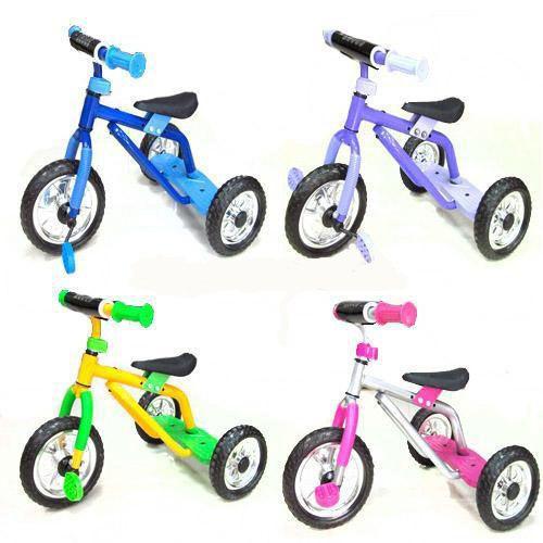 Детский трехколесный велосипед M 0688-1