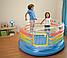 Детский игровой центр, батут надувной Intex 48264, размеры 182*86см, фото 9