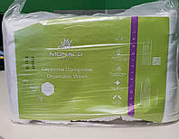 Салфетки Monaco Style,  30 × 50 см,  нарезаные,  сетка 100 шт