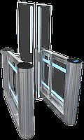 Турникет SWEEPER HG-1 (правая + левая стойки), крашеный, цвет RAL 9005/цвет на выбор, фото 1
