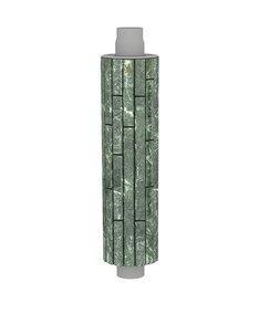 Дымоход-конвектор Feringer «Змеевик наборной»