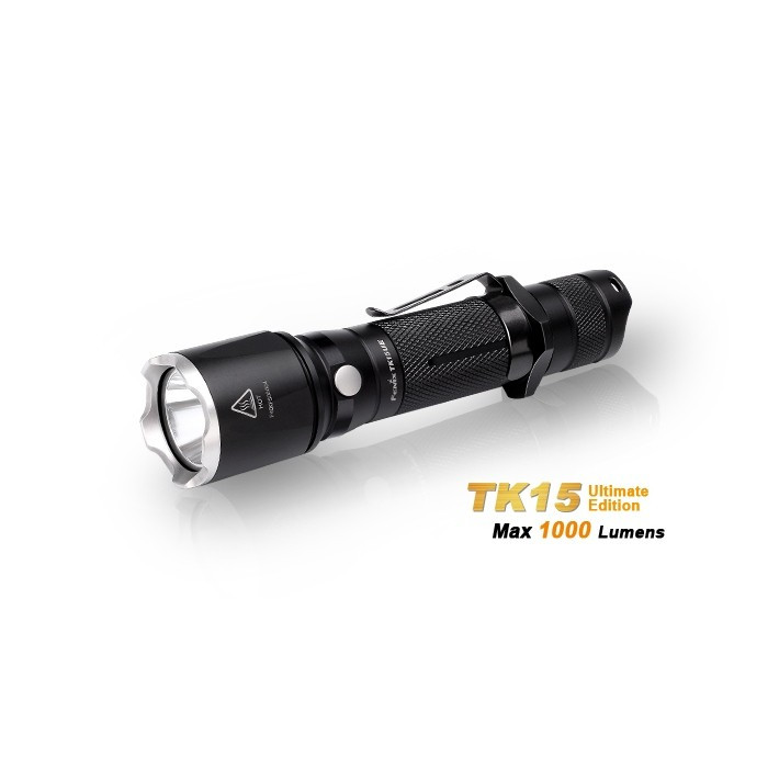 Ліхтар Fenix TK15UE CREE XP-L HI V3 LED Ultimate Edition