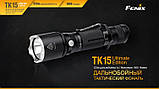 Ліхтар Fenix TK15UE CREE XP-L HI V3 LED Ultimate Edition, фото 7