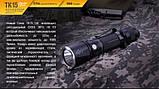 Ліхтар Fenix TK15UE CREE XP-L HI V3 LED Ultimate Edition, фото 8