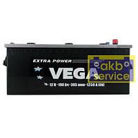 Автомобильный аккумулятор WESTA VEGA 6ст - 190 Ah 1250A (+ слева)