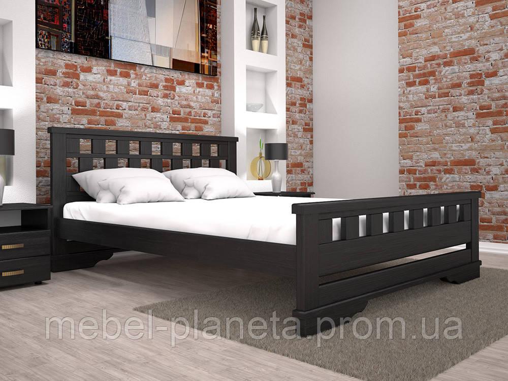 """Ліжко двоспальне """"Атлант 9"""" Тіс"""
