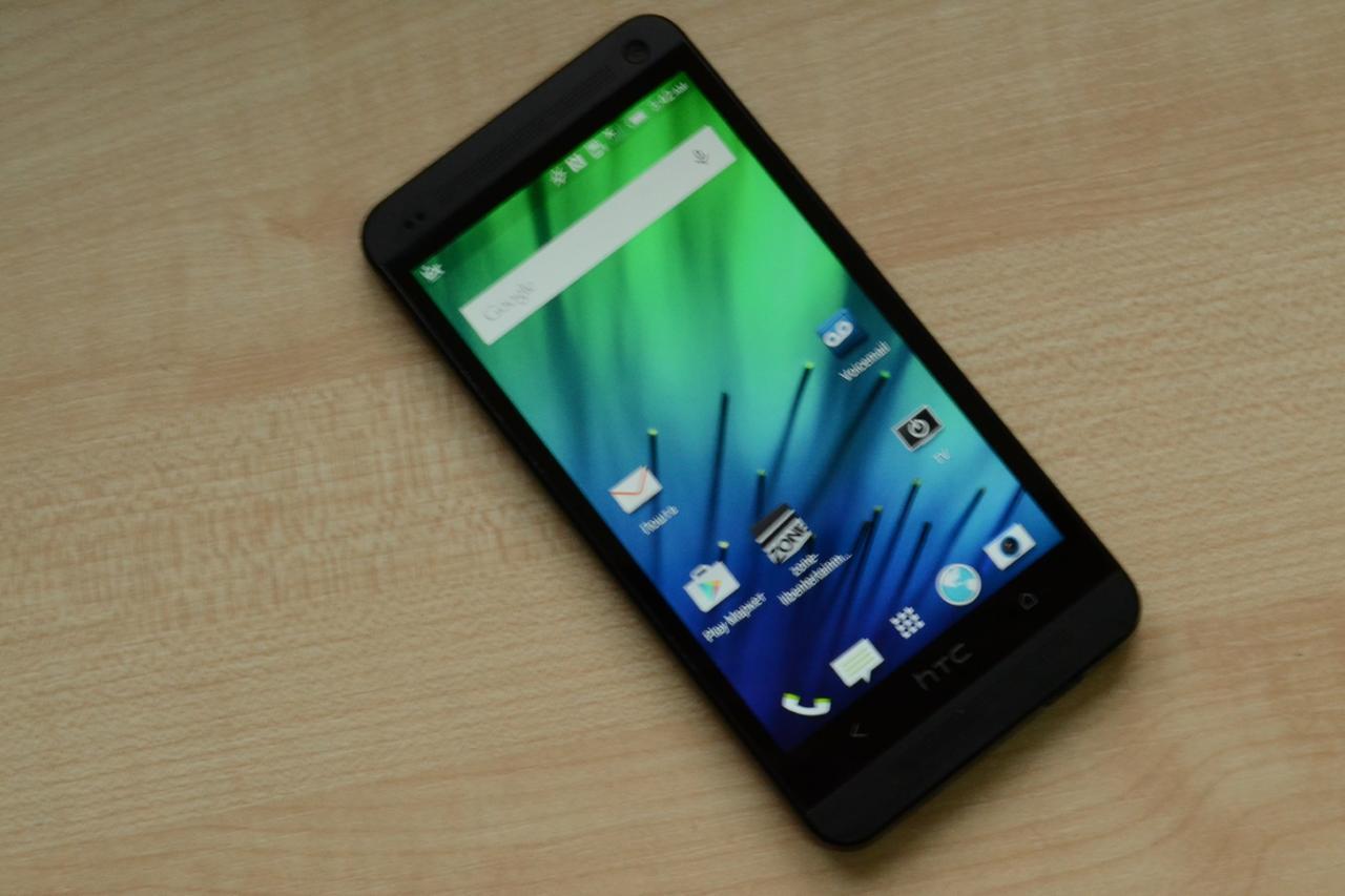 Смартфон HTC One M7 32Gb Black Оригинал!