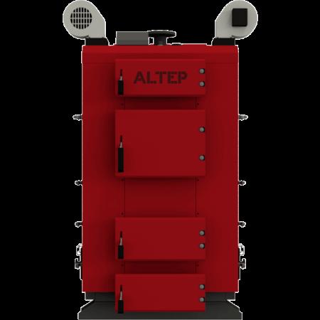 Твердотопливный котел Альтеп TRIO 80кВт