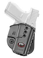 Кобура Fobus GL-43 ND BH для Glock 43 с креплением на ремень