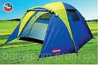 Палатка туристическая трехместная Coleman 1011