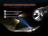Тактический фонарь Fenix TK35 2018 Cree XHP35 HI, фото 9