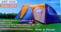 Палатка четырехместная Coleman 1036 Польша