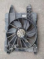 Диффузор вентилятор радиатора Renault Megane Scenic (02-09)