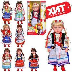 Интерактивная кукла M 1191 «Українська красуня»