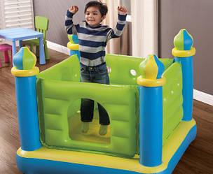 Надувной игровой центр-батут Замок Intex 48257