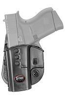 Кобура Fobus GL-43 ND LH, для Glock-43, с поясным фиксатором, под левую руку