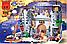 Конструктор BRICK 310 замок пиратов, фигурки 7шт, 366дет, фото 2