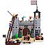 Конструктор BRICK 310 замок пиратов, фигурки 7шт, 366дет, фото 4