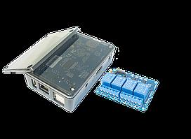 LPR BOX (для КПП) ZetPro — автономное решение для распознавания номерных знаков авто