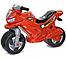 Детский двухколесный мотоцикл, толокар, беговел 501 Орион, 4 цвета, фото 4