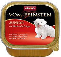 Консерва для щенков Animonda Vom Feinsten Junior с птицей и индейкой