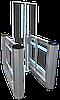 Турникет SWEEPER HG-2 (центральная стойка), шлифованная нержавеющая сталь AISI 304