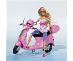 Кукла Steffi на скутере Simba 5730282