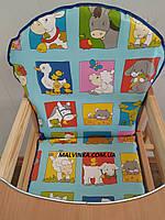 Детский стульчик для кормления  Наталка (Украина)
