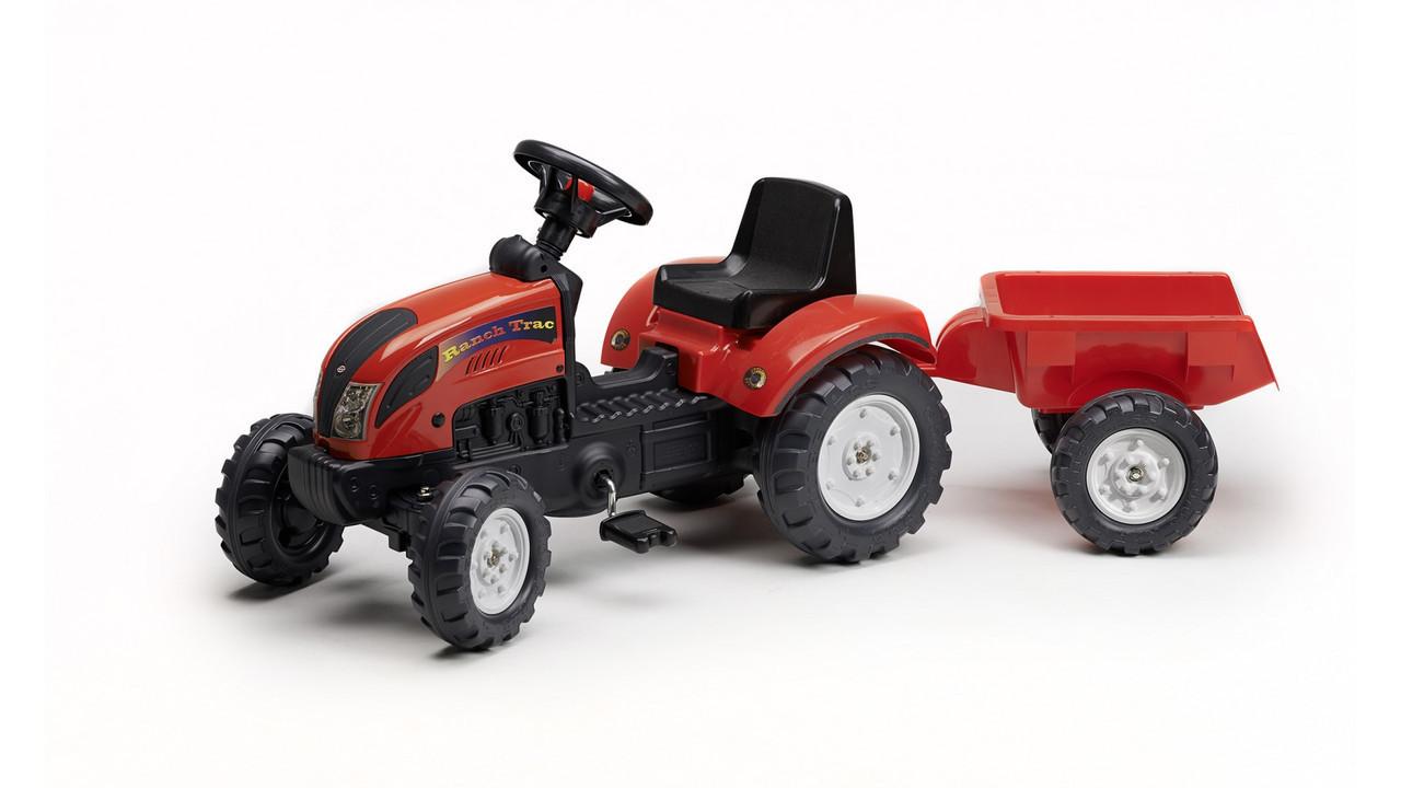 Трактор Педальный с Прицепом  2051AC