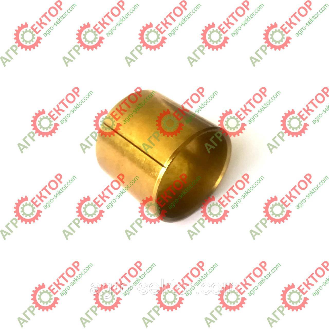 Втулка бронзова 36x40x35 маховика прес-підбирача Claas Markant 808178