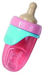 Бутылочка для куклы Baby Born Zapf Creation 819630R розовая