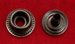 Кнопка нижняя часть 201 никель