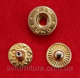 Кнопка нижня частина ІН золото
