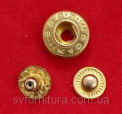 Кнопка нижня частина ДШ 831 золото