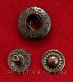 Кнопка нижняя часть ДШ никель