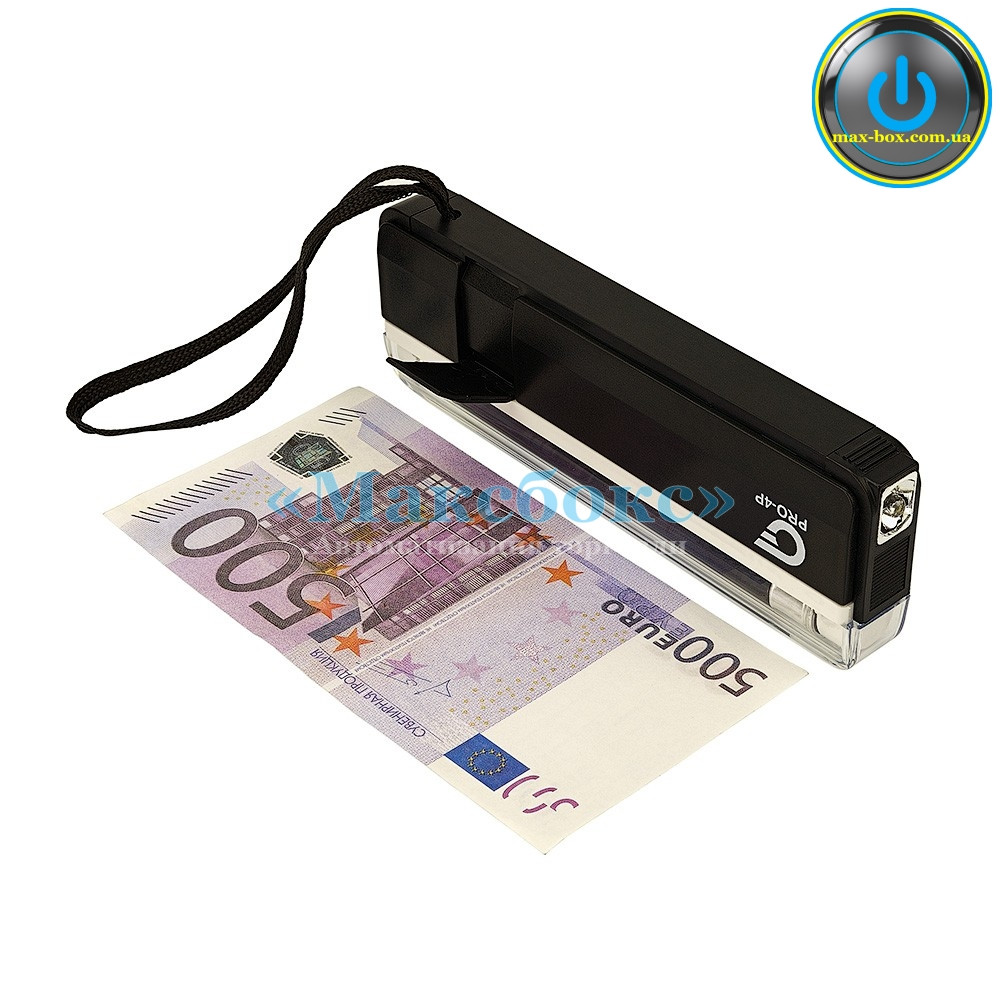 Детектор банкнот PRO 4 P