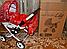 Коляска для кукол ЛиЛу от Adbor Польша, арт. К12, фото 7