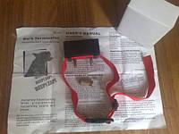 Ошейник собак электростат АНТИЛАЙ отпуг токопроводящий 2 иглы тренирующий burking stop   Предназначен для отуч