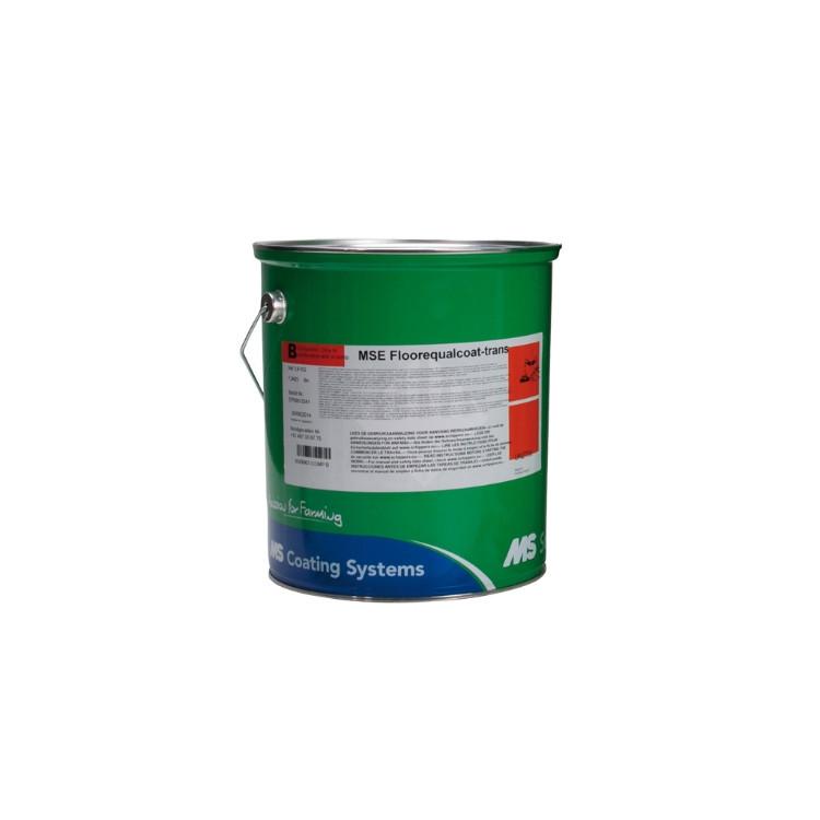 Покриття для кормового столу MSE-floorequalcoat-trans B-comp