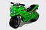 Детский двухколесный мотоцикл, толокар, беговел 501 Орион, 4 цвета, фото 8
