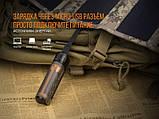 Зарядное устройство Fenix ARE-X11 с аккумулятором, фото 7