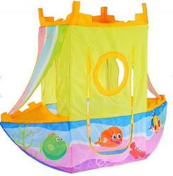 Детская палатка 889-161В, Кораблик