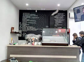 Кафе с меню