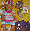 Кукла пупс Беби Берн Baby Born 8009, лето, фото 4