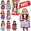 Интерактивная кукла M 1191 «Українська красуня», фото 2