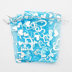 Подарочные мешочки для изделий 10 шт, 741177 размер 12х10 см