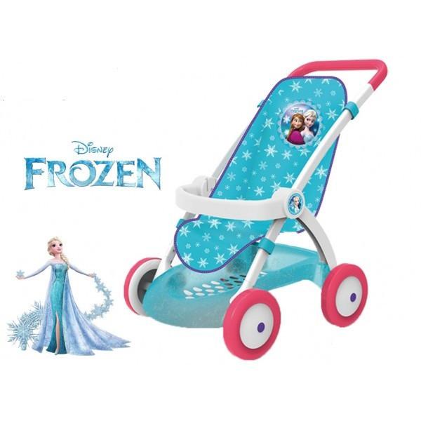 Коляска для куклы прогулочная Frozen Smoby 254045