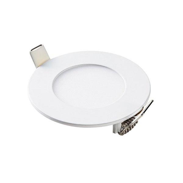 Светильник ЛЕД 6Вт врезной круг 4200К LED точечный Lezard